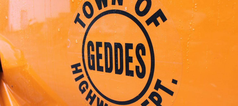 Geddes Highway Department